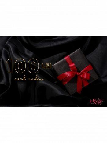 Voucher cadou in valoare de 100lei