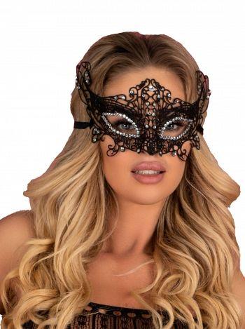 Masca Diamond, LivCo, negru