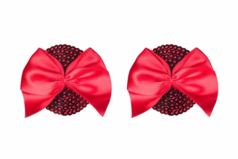 Nipple Cover Giftella, Obsessive, rosu