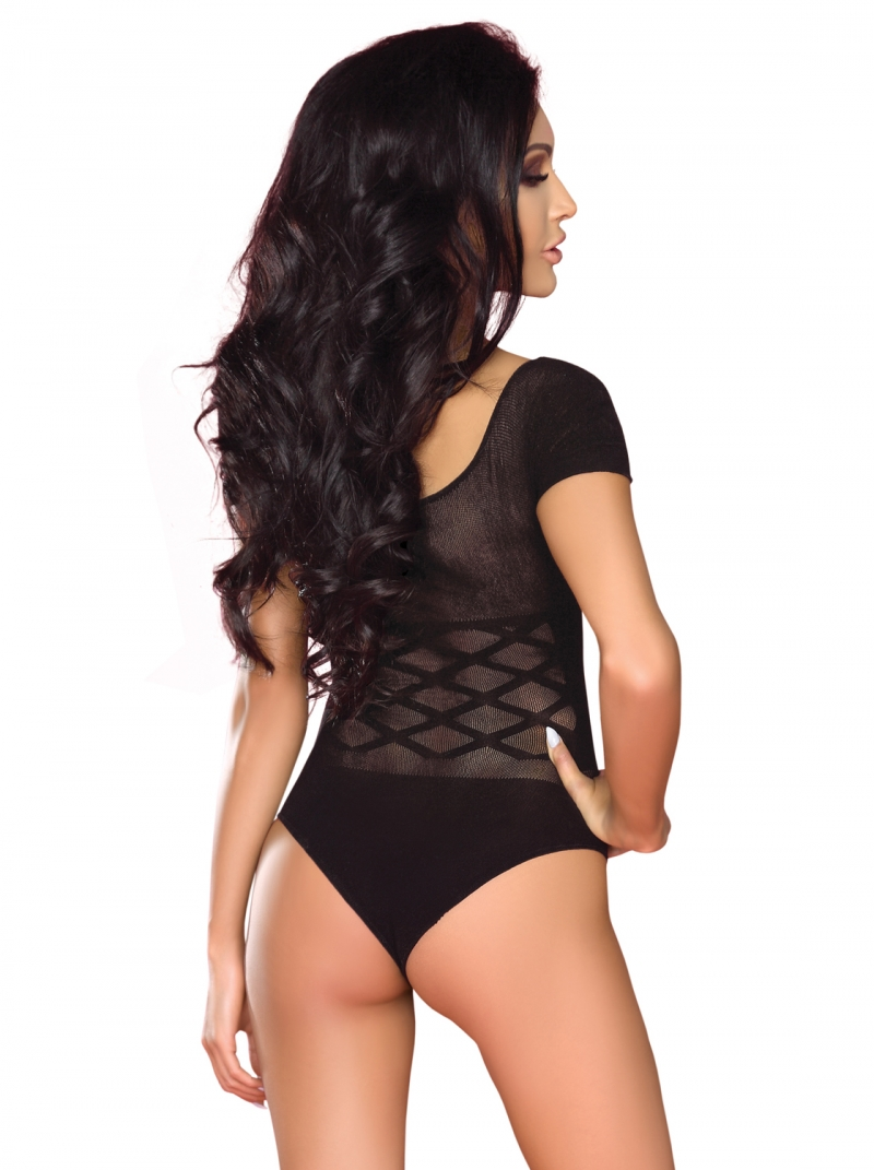 Body Maude, CoFashion, negru