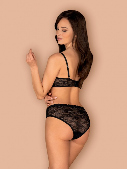 Set sexy Laurise Obsessive, Negru 2