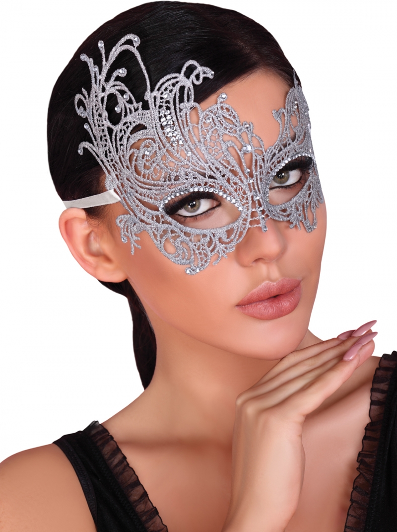 Masca Silver, LivCo, gri